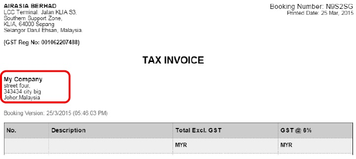 Malaysia: Goods and Services Tax (GST)